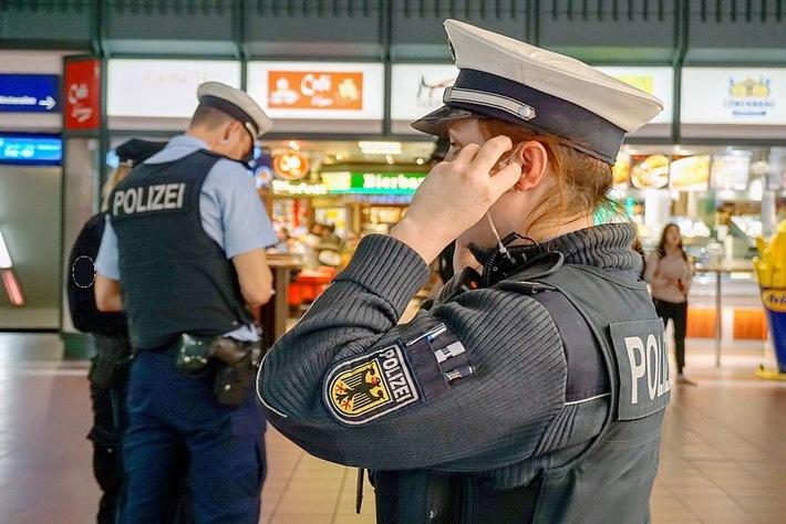 Bundespolizeidirektion München: Kofferdiebstahl aufgeklärt / Bundespolizist erkennt Dieb dank Videoaufzeichnung