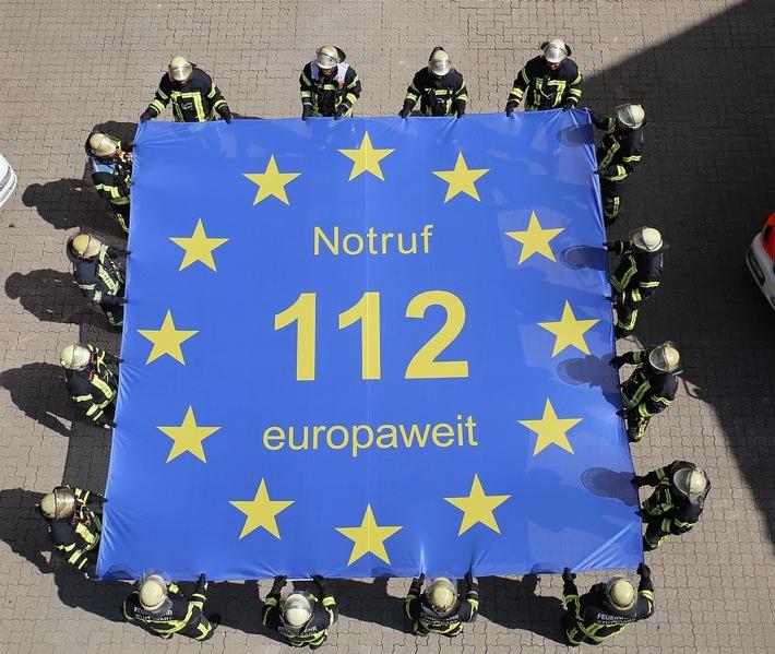 FW Celle: Notruf 112 - Europäischer Lebensretter wird am 29. Juli 30 Jahre alt!