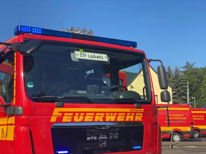 FW Dresden: Informationen zum Einsatzgeschehen der Feuerwehr Dresden vom 27. Juli 2021