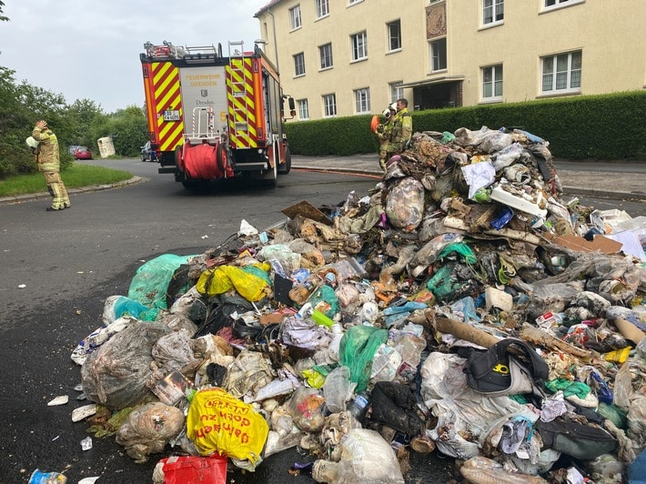 FW Dresden: Informationen zum Einsatzgeschehen der Feuerwehr Dresden vom 28. Juli 2021