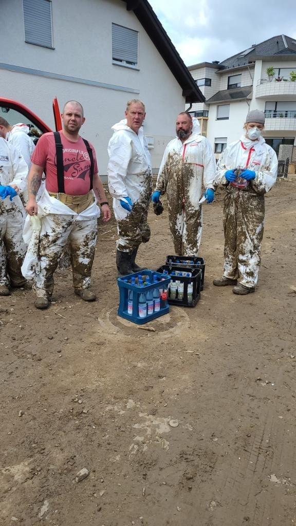 FW-LFVSH: Pressemitteilung im Auftrag des mobilen Führungsstabes Schleswig-Holstein Einsatzkräfte aus Schleswig-Holstein helfen weiterhin im Krisengebiet