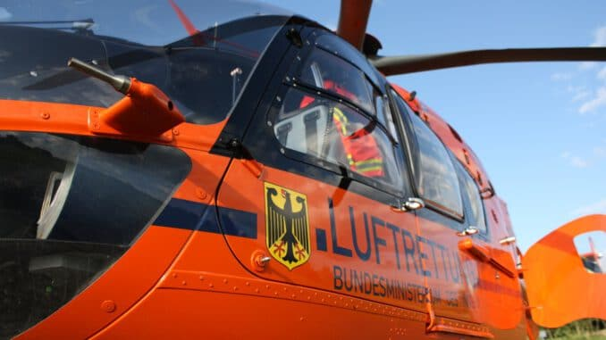 Helekopter Rescue Air Rescue  - LeFox / Pixabay