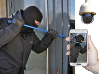 Burglar Burglary Surveillance Camera  - geralt / Pixabay