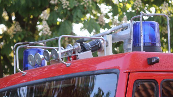 Fire Blue Light Fire Truck Vehicles  - planet_fox / Pixabay
