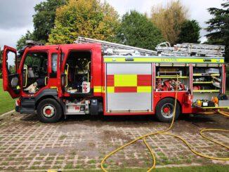 Fire Engine Fire Truck Truck  - terimakasih0 / Pixabay