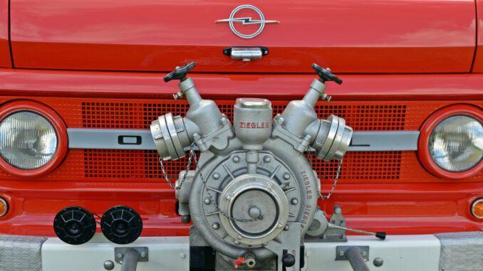Fire Pump Opel Blitz Vehicles  - bernswaelz / Pixabay