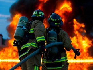Firefighter Emergency Fire  - Military_Material / Pixabay