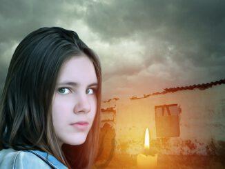 Gothic Fantasy Dark Girl Mystery  - darksouls1 / Pixabay