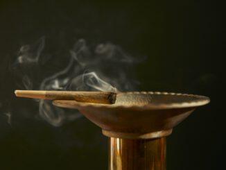 Joint Blunt Smoke Ashtray Cannabis  - dadgrass / Pixabay