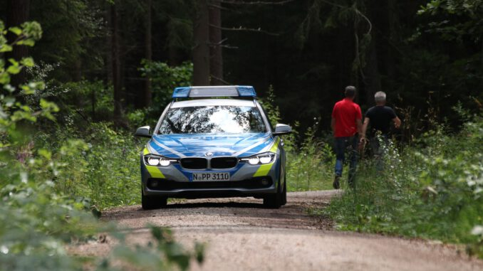 Police Forest Nature Use Cop  - bayern-reporter_com / Pixabay