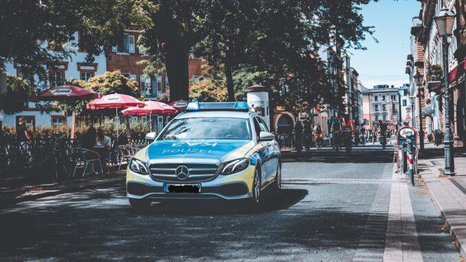 Police Patrol Car Police Car  - justinkilian1 / Pixabay