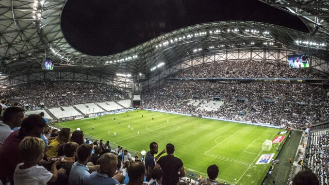 Stadium Velodrome Football  - Noel_Bauza / Pixabay
