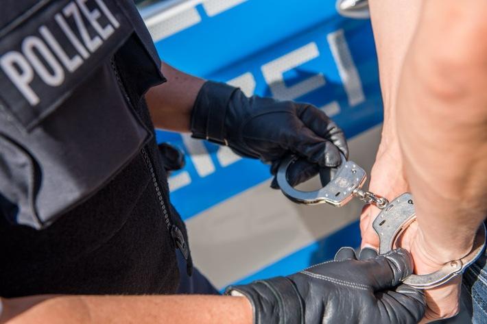 BPOL NRW: Bundespolizei vollstreckt Haftbefehl am Airport Weeze