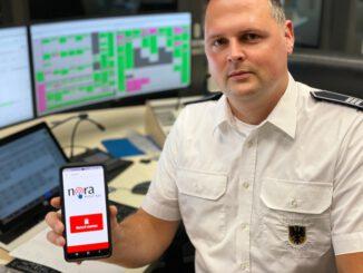 FW-DO: Bundes-Notruf-App NORA geht in Dortmund an den Start