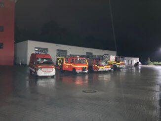 FW-EN: Hattinger Feuerwehr bewältigt 120 Unwetter-Einsätze in 4,5 Stunden