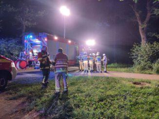 FW-SE: Gasaustritt aus Wohnhaus mit mehreren verletzten Kindern