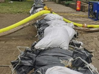 FW-Schermbeck: Abschlussbericht Überörtliche Hilfeleistung - Flutkatastrophe NRW