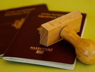 Buffer Passport Travel Borders  - jackmac34 / Pixabay