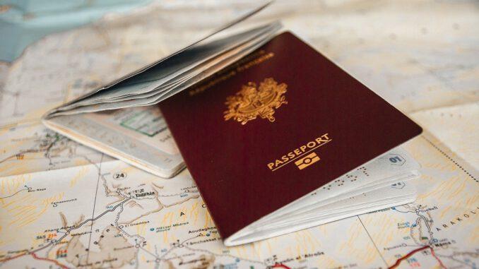 Passport Travel Customs Borders  - jackmac34 / Pixabay