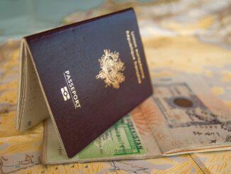 Passport Visa Border Buffer  - jackmac34 / Pixabay