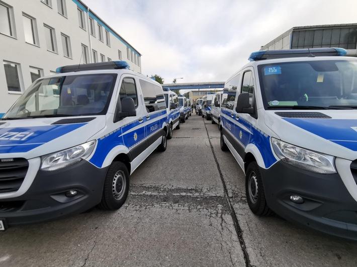 BPOL Halle: Bundespolizei durchsucht drei Objekte in den Leipziger Stadtteilen Paunsdorf, Lindenau und Böhlitz- Ehrenberg