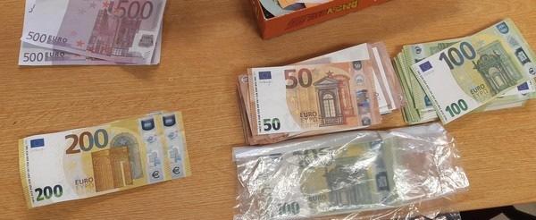 BPOL NRW: Bundespolizei beschlagnahmt über 30.000 Euro Falschgeld und total gefälschten Reisepass - 3 Personen vorläufig festgenommen