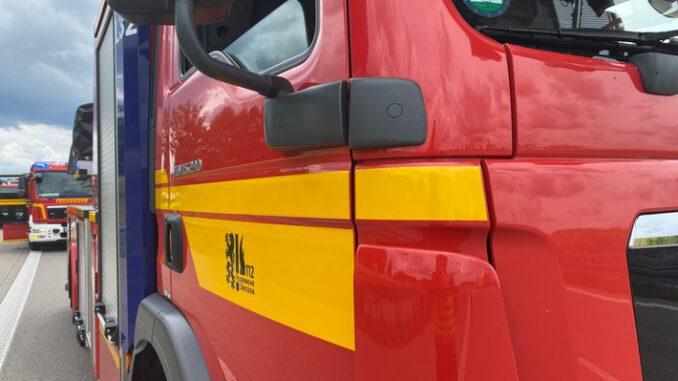 FW Dresden: Informationen zum Einsatzgeschehen der Feuerwehr Dresden vom 13. Oktober 2021