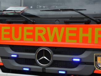 FW-MH: Kellerbrand Bottenbruch - eine leicht verletzte Person #fwmh